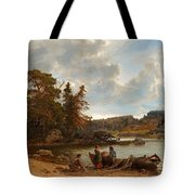 A Finnish Seascape Tote Bag
