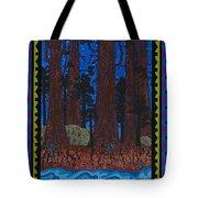 A Forest Whispers Tote Bag