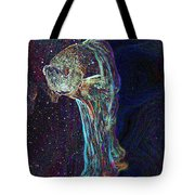 A Fish Called Poe Tote Bag