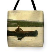 A Fish Winslow Homer Tote Bag