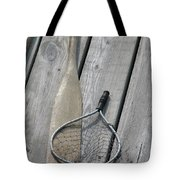 A Fisherman's Tools Tote Bag
