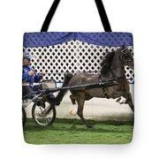 A Flashy Pony Tote Bag