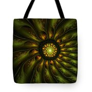 A Floral Feeling Tote Bag