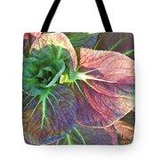 A Floral II Tote Bag