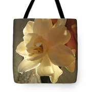 A Flower In Hand Beats.... Tote Bag