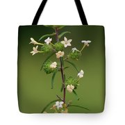 A Flower Tower Tote Bag
