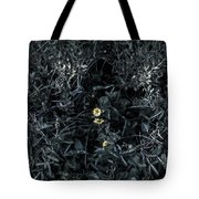 A Flower's Fight Tote Bag
