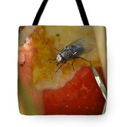 A Fly's Feast Tote Bag