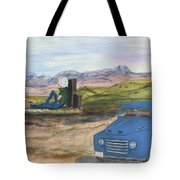 A Ford Tote Bag