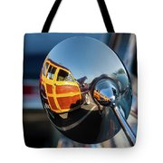 A Ford Woody Tote Bag