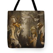 A Forest Overture Tote Bag