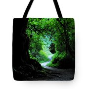 A Forest Trail Tote Bag