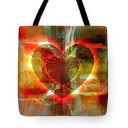 A Forgiving Heart Tote Bag