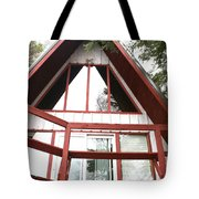 A-frame Tote Bag