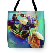 A Friends Ride Tote Bag
