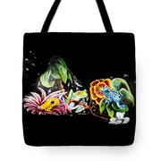 A Frogs Life Tote Bag