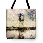 A Gallant Ship Tote Bag