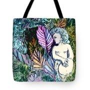 A Garden Muse Tote Bag