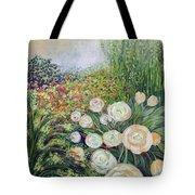 A Garden Romance Tote Bag