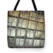 A Gate To The Dead Tote Bag