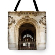 A Gate To The Opera  Tote Bag