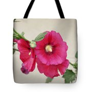 A Gentle Bloom Tote Bag