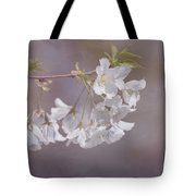 A Gentle Touch Of Spring Tote Bag