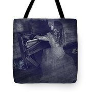 A Ghostly Tune Tote Bag