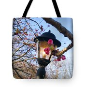 A Glance Of Spring Tote Bag