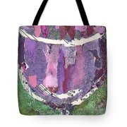A Glass Of Vino Tote Bag