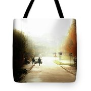 A Glimpse Of Magic Tote Bag