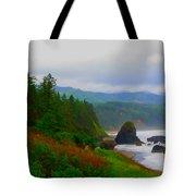 A Glimpse Of Oregon Tote Bag