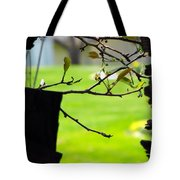 A Glimpse Of Spring Tote Bag