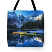 A Glorious Morning Tote Bag