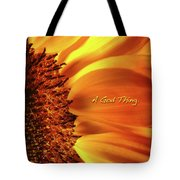 A God Thing-2 Tote Bag