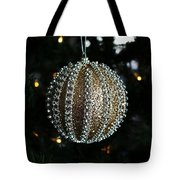 A Gold Orb-vertical Tote Bag