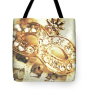 A Golden Occasion Tote Bag