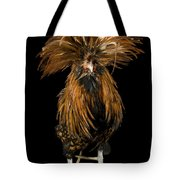 A Golden Polish Chicken Tote Bag