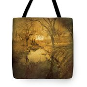 A Golden Winter 2 Tote Bag