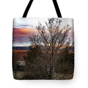 A Good Time To Rise Tote Bag