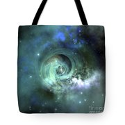 A Gorgeous Nebula In Outer Space Tote Bag by Corey Ford