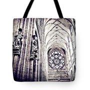 A Gothic Church Tote Bag