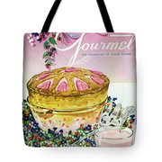 A Gourmet Cover Of A Souffle Tote Bag