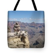 Grand Canyon Viewpoint Tote Bag