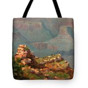 A Grand View Tote Bag