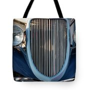 A Grille With A Smile Tote Bag