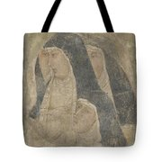 A Group Of Poor Clares Tote Bag