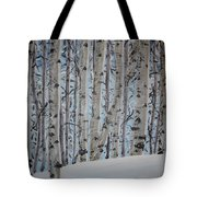 A Grove Of Aspens Tote Bag