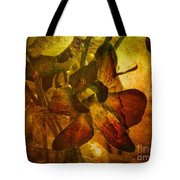 A Gust Of Gold Tote Bag