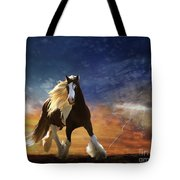 A Gypsy Storm Tote Bag